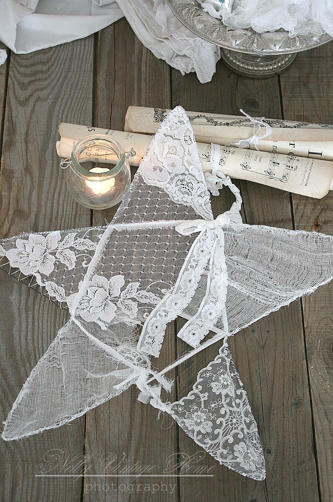 Crafts Using Doilies