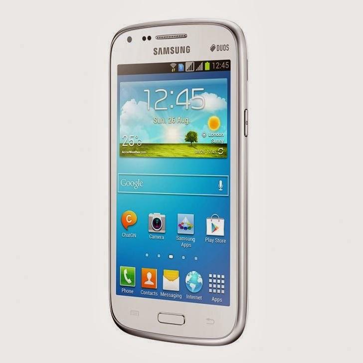 Gambar Samsung Galaxy Core ulasan dari http://hpdanspesifikasi.blogspot.com/