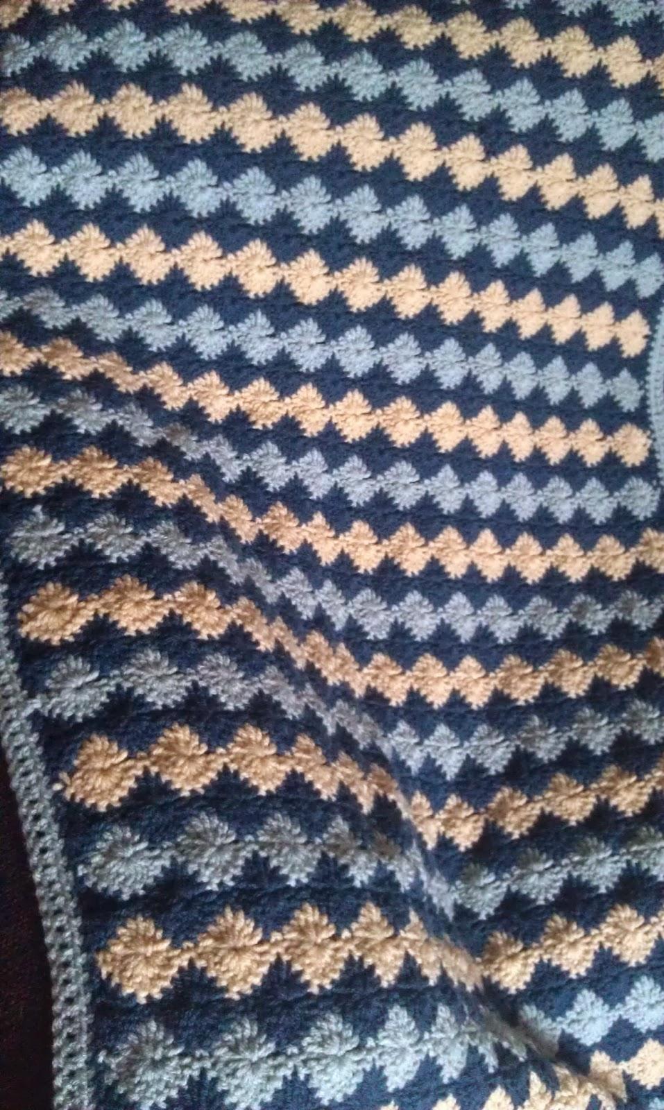Crochet Stitches Catherine Wheel : Missed Stitches Crochet: Catherine Wheel Stitch Crochet Afghan plus ...