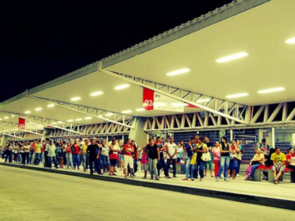 Terminal de Integração em Campina Grande