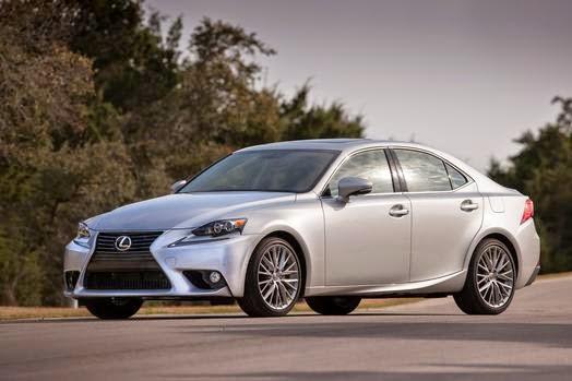 Lexus IS 250 hits all the right notes
