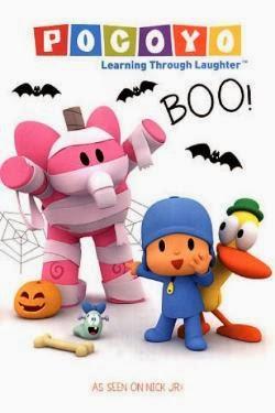 Pocoyo: Boo! (2013) Online