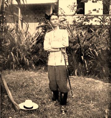General Gregorio del Pilar P.A.