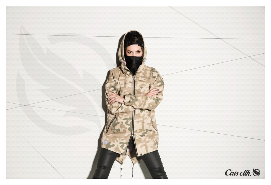 CIRIS CLTH. - uncover yourself | Lookbook Herbst/Winter 2014 ( 12 Bilder )