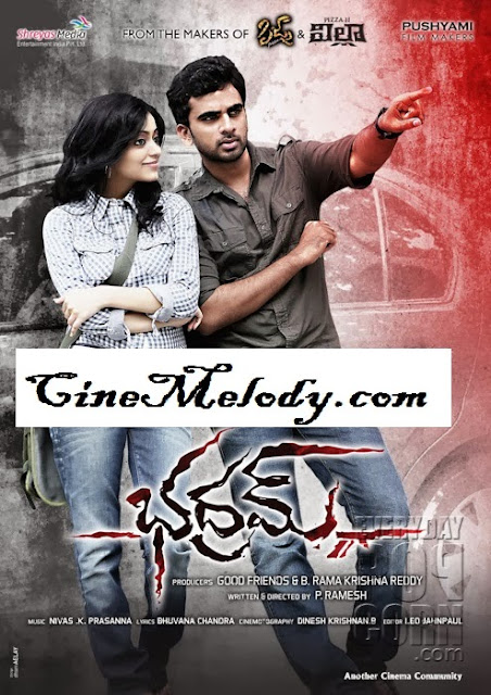 Bhadram Telugu Mp3 Songs Free  Download  2014
