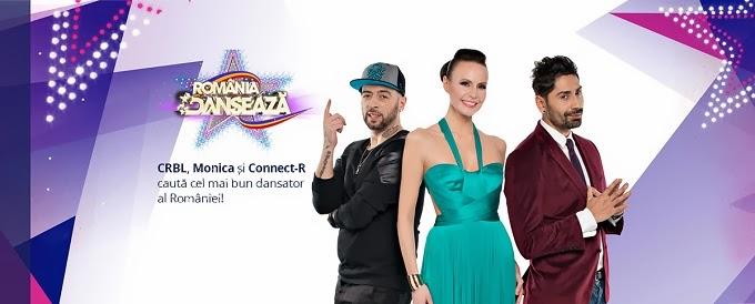 Romania danseza sezonul 2 episodul 9 online 4 Mai 2014