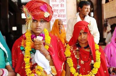 Empat Pernikahan Balita Paling Kontroversi di Dunia
