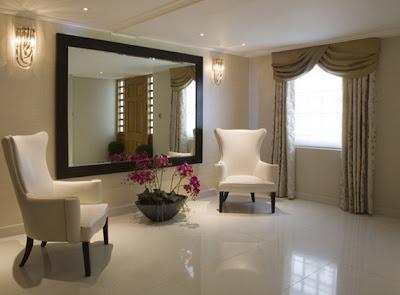 Ideas modernas de dise o del recibidor o hall decorando - Recibidores de diseno italiano ...