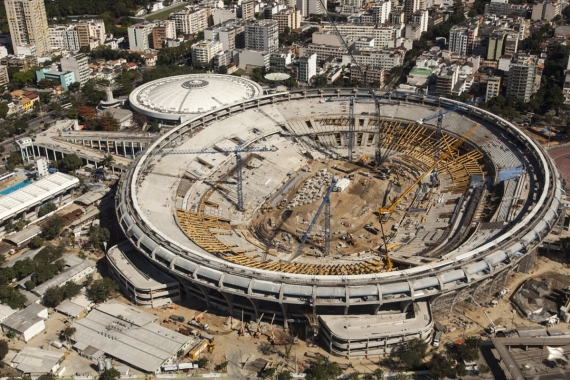 Mundial 2014 Estadio+do+maracana2