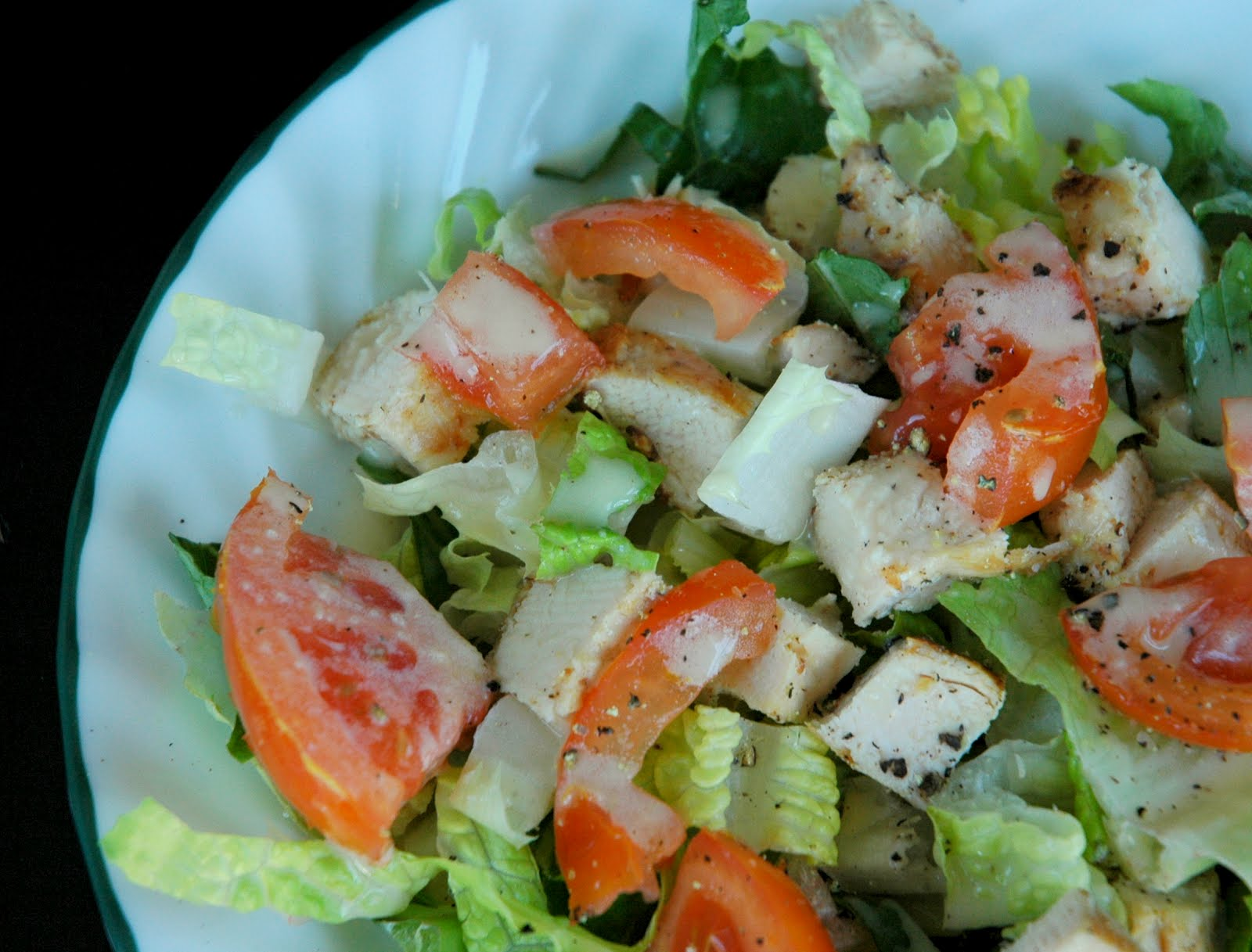 ... time for me to learn to like salads i started with a carver s salad