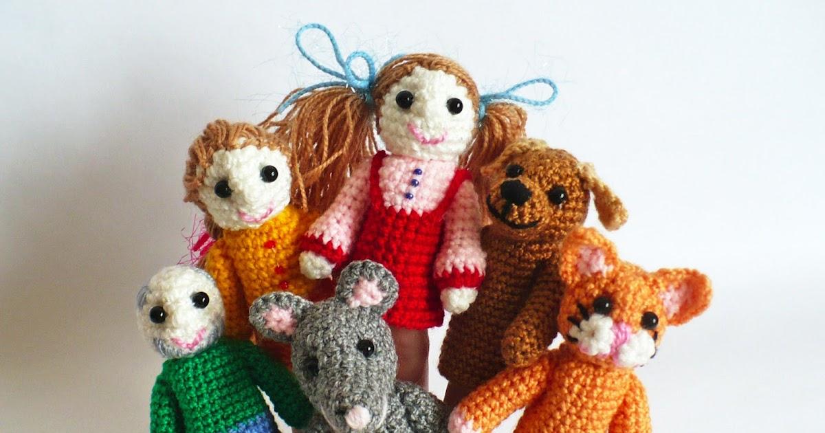 Наборы вязания игрушек 56