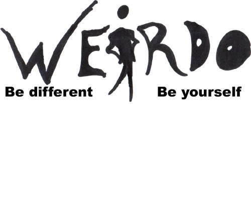 Kreative Discussions: The Weirdo