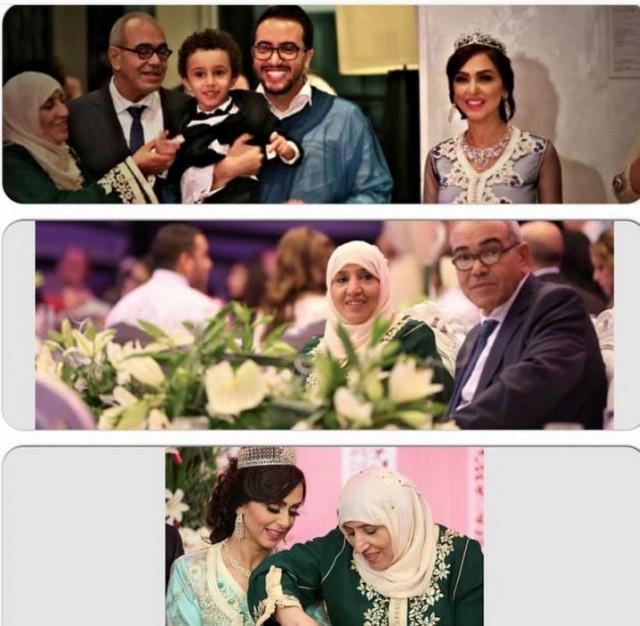بالصور  بابات ومامات أسماء المنور لأول مرة