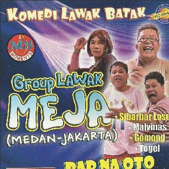 CD Album Komedi Lawak Batak (Meja)