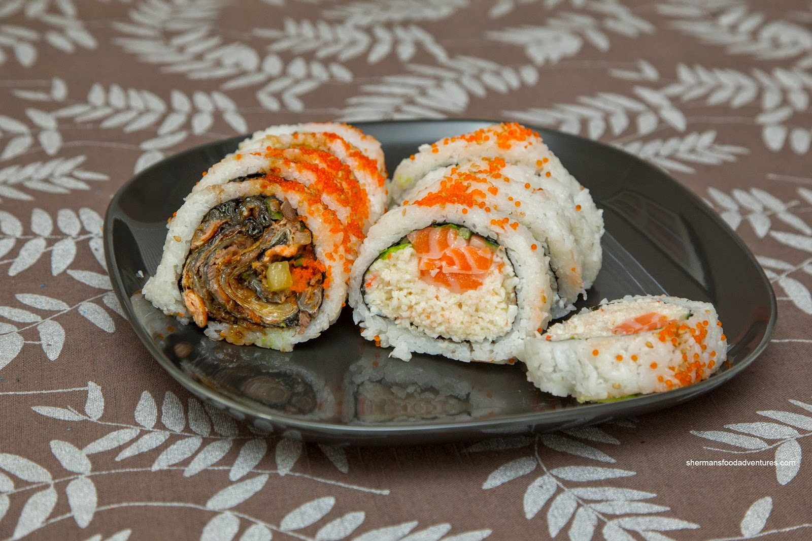bc roll sushi