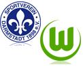 SV Darmstadt 98 - VfL Wolfsburg