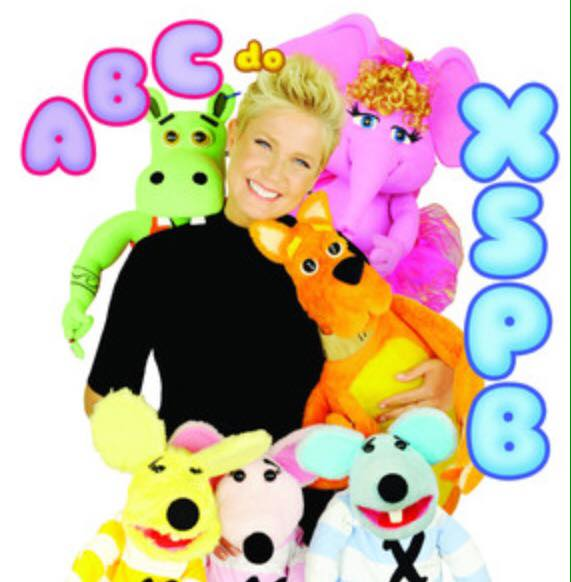 """Xuxa Só para Baixinhos 13 - ABC do XSPB"""