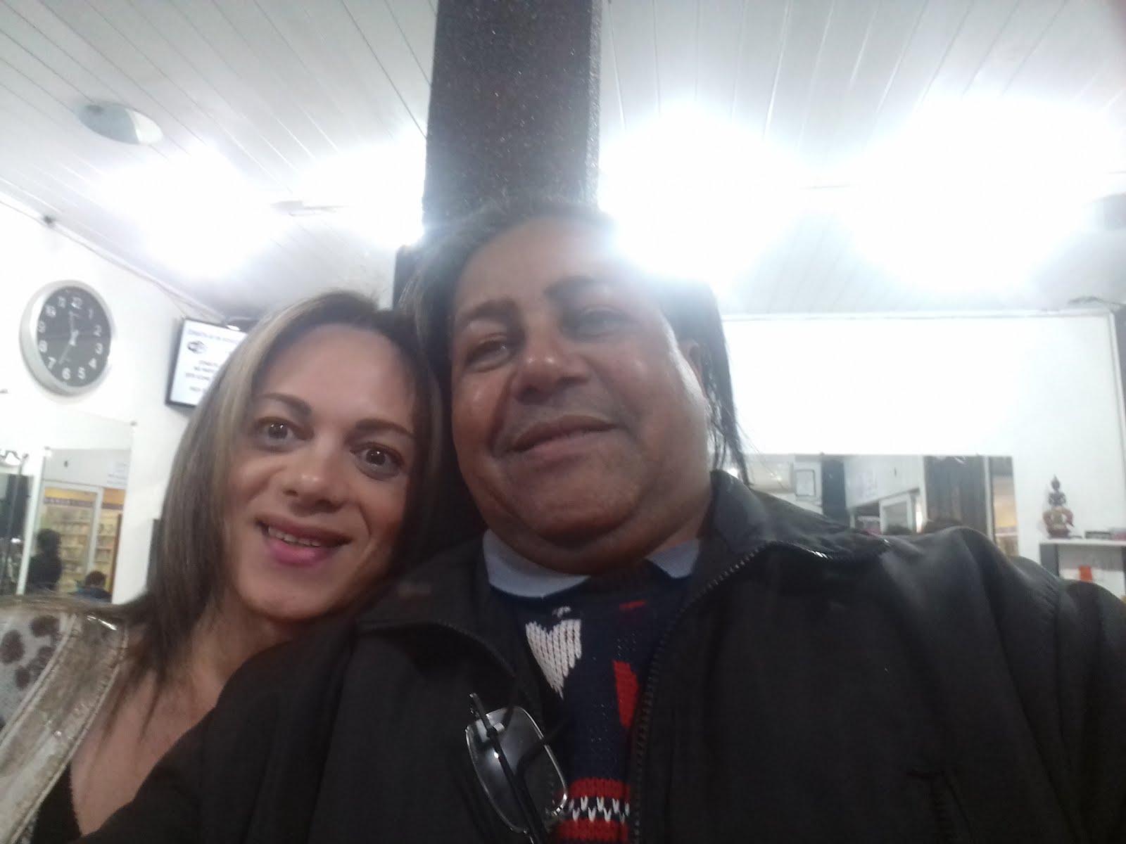 Alice Ferreira e Paulo Furtado