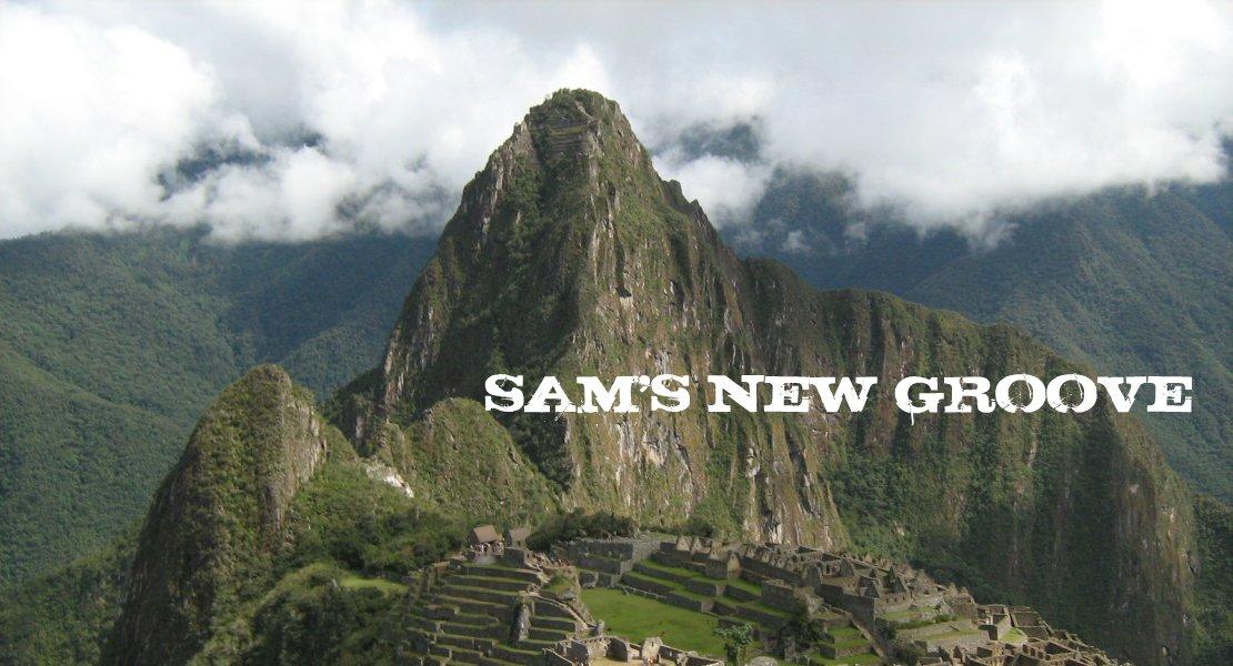 SAM'S NEW GROOVE