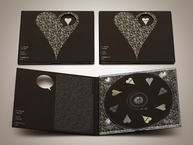 lizzi price edwards  examples of well designed cd packaging