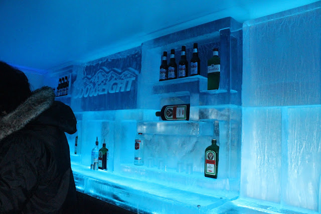 Ice Bar Leeds