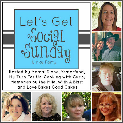 With A Blast: Let's Get Social Sunday #34   {maximum exposure on 9 blogs!} #blog #twitter #facebook #instagram #pinterest #bloglovin #googleplus #socialsunday #sundaysocial #socialmedialinkup #socialmedia