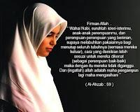 Bidadari Dunia, Wanita Muslimah Ideal