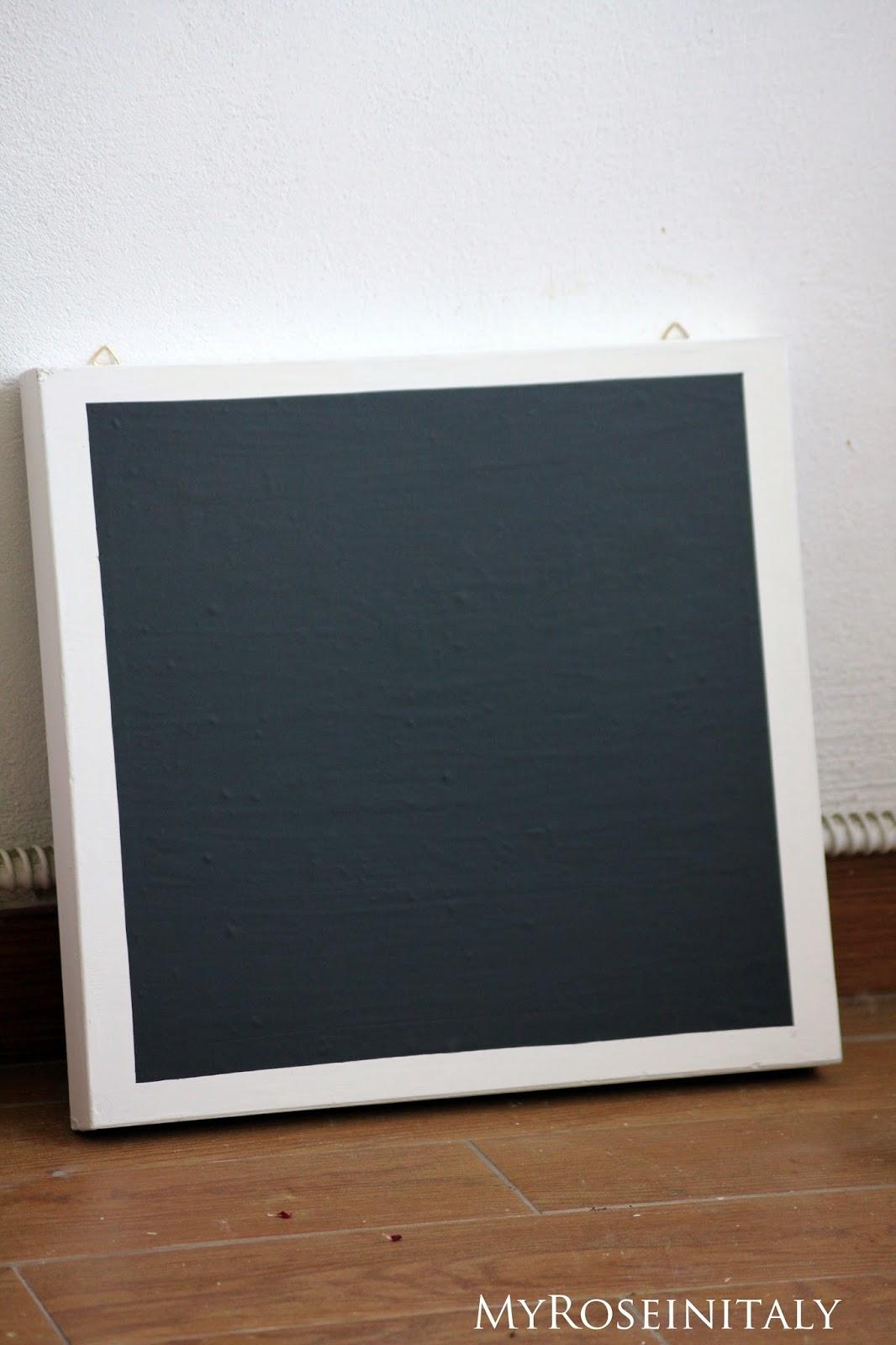 My RoseinItaly: Lavagna copri quadro elettrico