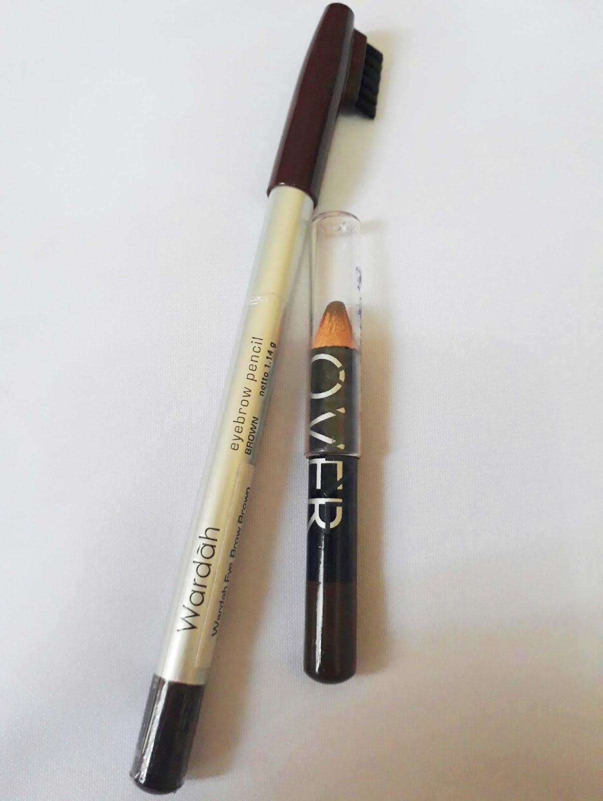 Review Wardah Eyebrow Pencil Vs Make Over Eyebrow Pencil Stories