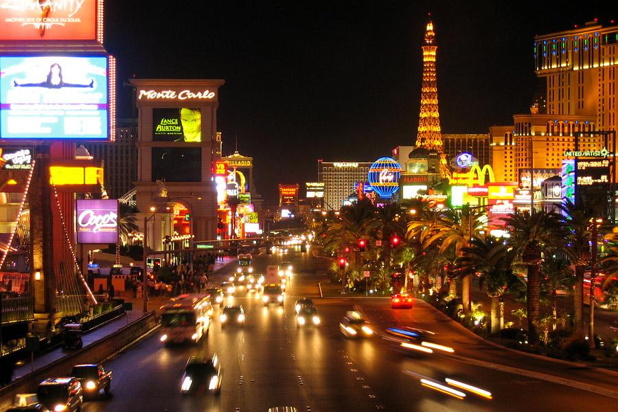 Hoteis em Las Vegas e Atrações em Las Vegas