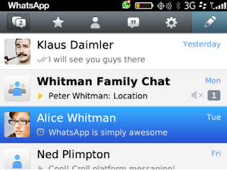 WhatsApp Messenger v2.11.179