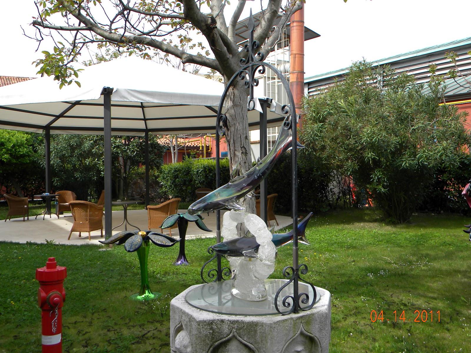 Camcrew Murano Glass Factory Venice Italy