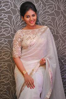 Anjali latest Glamorous pics in saree 025