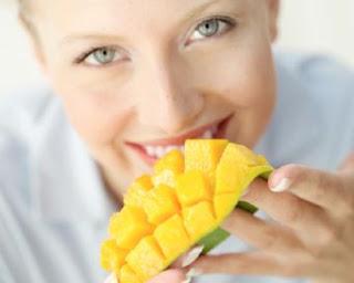 Makan Mangga untuk Cegah Jerawat