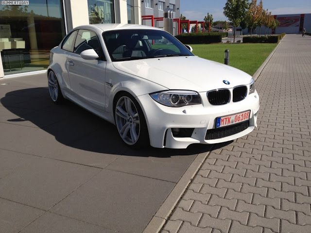 New BMW vehicle photo