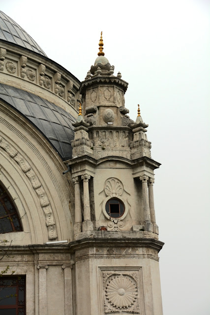 Dolmabahce Mosque Istanbul