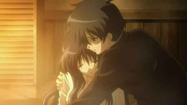 Myself Yourself - Anime teman masa kecil yang sangat romantis
