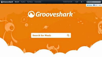 Era uma vez o Grooveshark... - Serviço foi encerrado