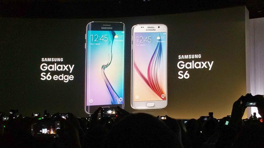 Samsung Galaxy S6 dan S6 Edge Dilancarkan Harga Permulaan Yang Berpatutan