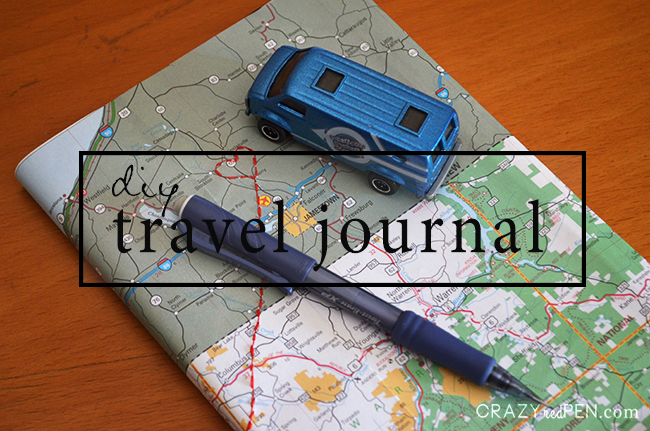 Travel Journal DIY