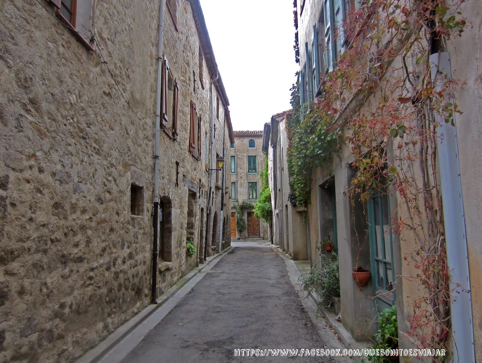 Calle de Lagrasse