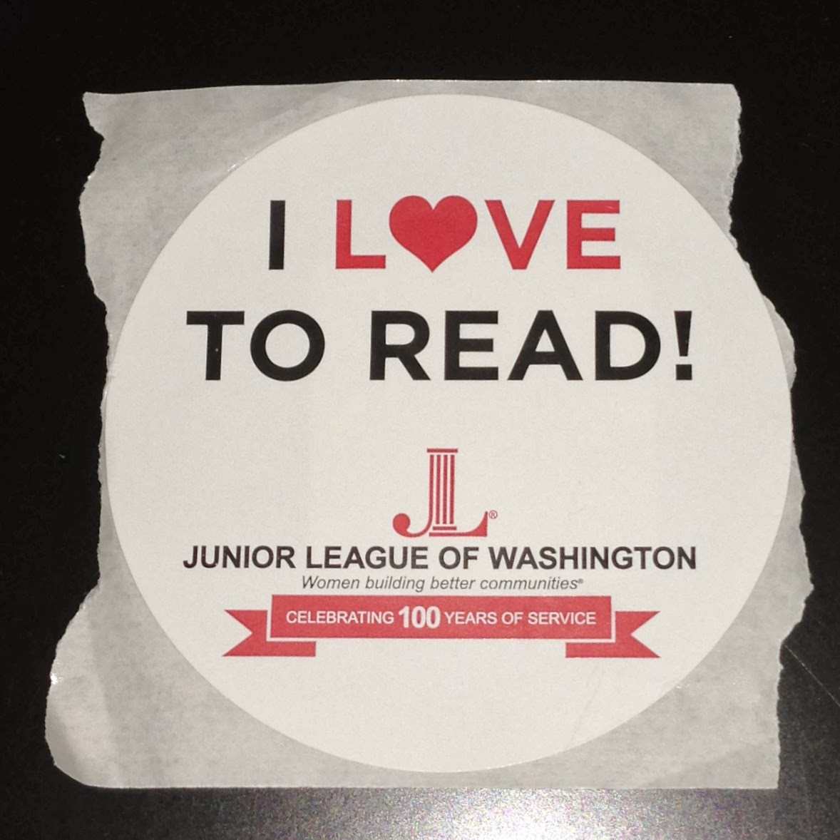 Junior League of Washington; National Book Festival