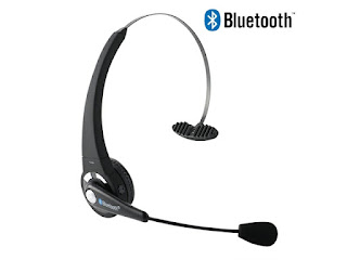 Trucker Headset Handsfree Headphone