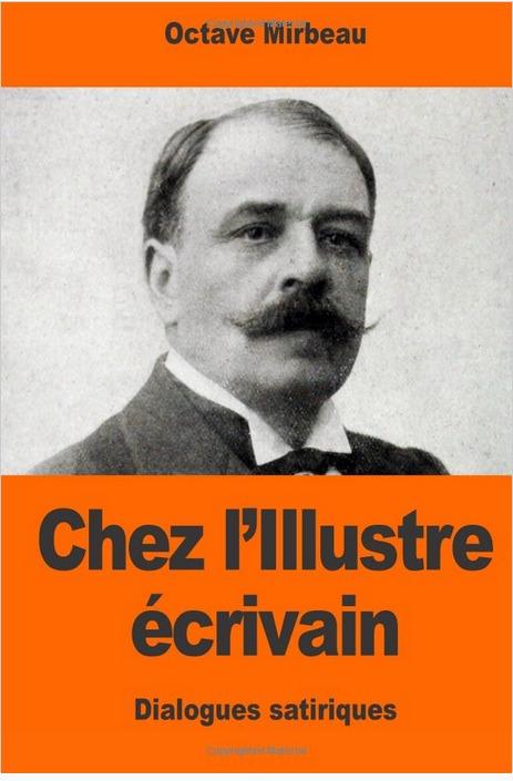 """""""Chez l'Illustre écrivain"""", 2017"""