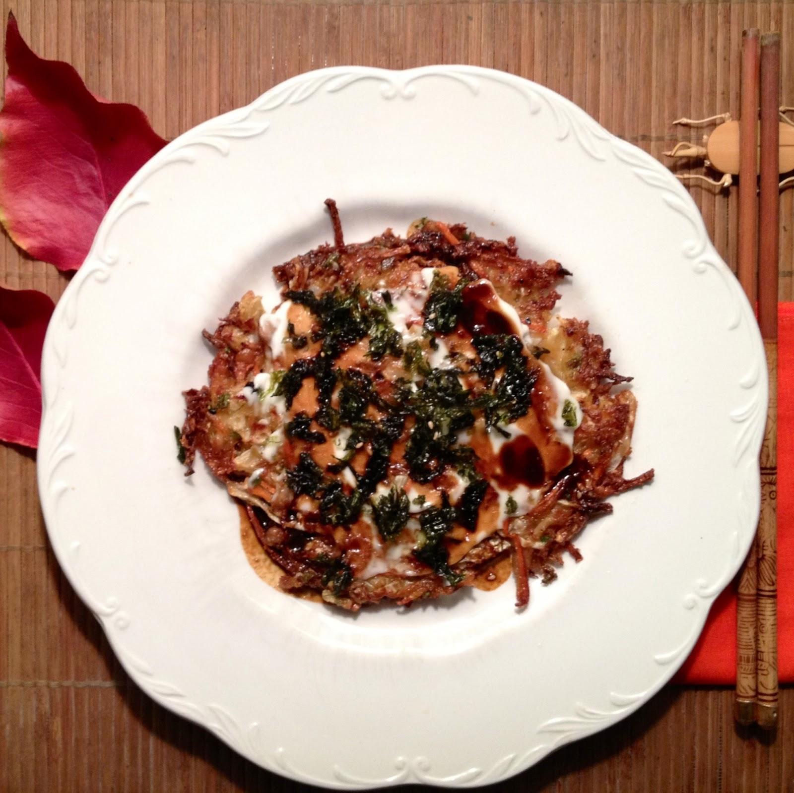 http://www.rubbercowgirl.com/2012/11/virtual-vegan-potluck-okonomiyaki.html