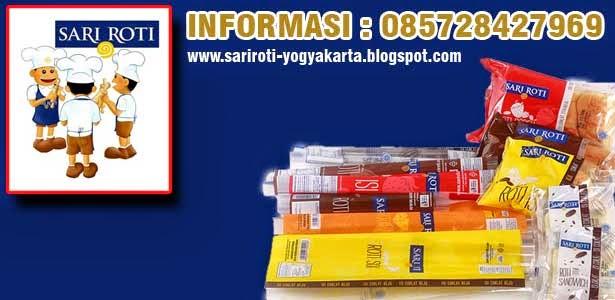 distributor sari roti jogja