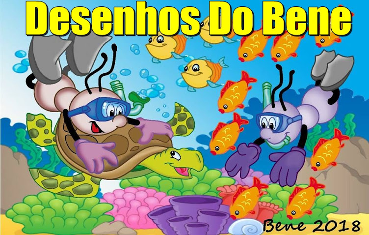 DESENHOS DO BENE