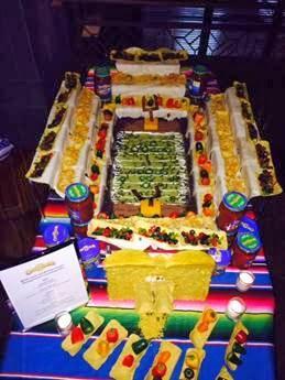 Ortega Ortega Presents the Ultimate Taco Stadium -Super Bowl Party Recipes