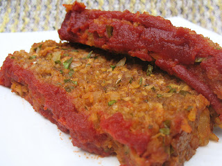 Picture of two piece of Meatloaf
