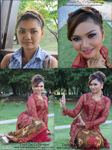 AZIE_Before & After (2nd Prize Winner Make-Up)